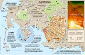Smithsonian Map Panama City Map Panama City Panama U2022 Mappery