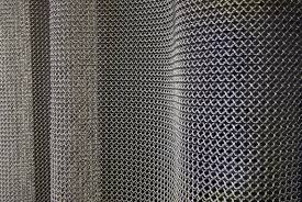 Chain Mail Curtain Chainmail Curtain 100 Images Welded Stainless Steel Ring Mesh