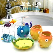 Fish Bathroom Accessories Bathroom Accessories S Interior Design