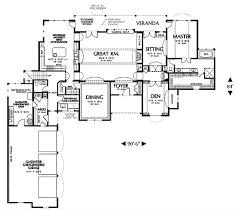 european style house plan 3 beds 3 5 baths 3505 sq ft plan 48
