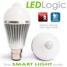 light sensor light bulbs smart light led motion sensor light bulb