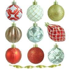 plastic christmas ornaments christmas tree decorations the
