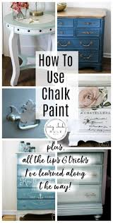 can chalk paint be used without sanding how to chalk paint furniture more tips tricks i ve