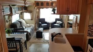 ford earthroamer interior truck camper rvs campers u0026amp motorhomes for sale rvtrader com