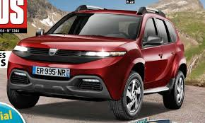 Will The New Renault Dacia Duster Look Like This Perhaps Perhaps