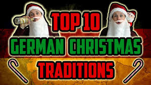 top 10 german traditions