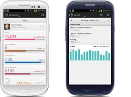 fitbit app android fitbit activity tracker app syncs with android bluetooth 4 0 devices