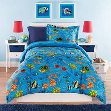 Aquarium Bed Set Comforter Set Aquarium Themed Sea Water