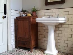 bathroom wallpaper ideas uk ideas pinterest cloakroom basin part