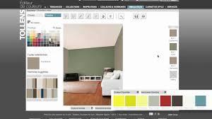 simulation couleur chambre élégant simulation peinture chambre ravizh com