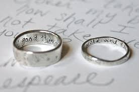 hippie wedding ring chevron ruby wedding band set wide recycled by peacesofindigo