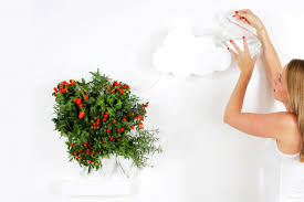 Vertical Garden Adalah - you won u0027t even need to get a friend to water your plants with this