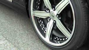 lexus gs mark x markx trafficster str 19inch wheel youtube