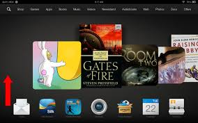 customize your second generation kindle fire home screen
