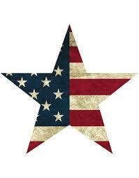 Star Flags Usa Proud American Star Flag Sticker U2013 U S Custom Stickers