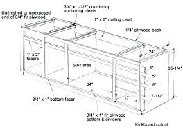 how deep is a standard kitchen cabinet cabinet dimensions standard kitchen sink cabinet size minimum