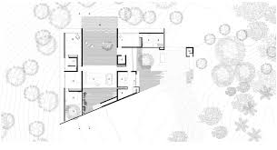 House Plan Architects Gallery Of The House Cast In Liquid Stone Spasm Design
