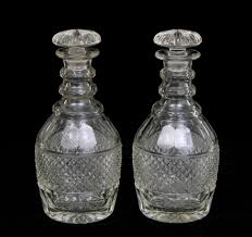 Cut Crystal Vases Antique An Orrefors Crystal Vase Designed By Vicke Lindstrand Ca 1930 U0027s