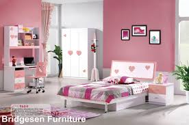 2017 mdf teenage kids bedroom furniture set with 2 door