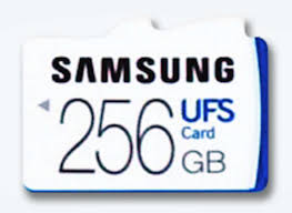 Memory Card Samsung 256gb small and faster than microsd introducing the ufs memory card