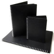 Photo Album Black Pages Scrapbook Albums Ebay