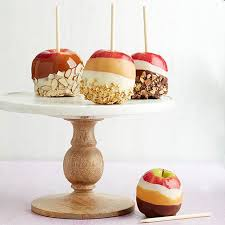 caramel apple party favors how to throw the best fall harvest festival on your homestead
