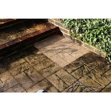 How To Remove Lichen From Patio Patio Cleaner To Remove Black Spot Lichen And Algae Smartseal