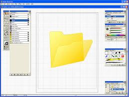 tutorial xp windows article creating a windows xp folder icon in adobe illustrator
