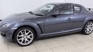mazda ltd mazda rx 8 2 6 40th anniversary ltd edition 4dr 231 bhp youtube