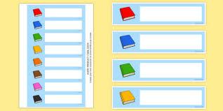 printable book labels ks2 editable book band shelf labels book label library shelf