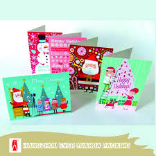 2016 cheap greeting card printing new paper magic birthday