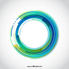 imagenes abstractas con circulos círculo abstracto del techno descargar vectores gratis