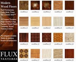 modern wood second marketplace flux modern wood floor set