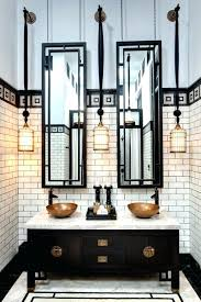 pendant lights for bathrooms gorgeous hanging bathroom light