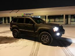 Grand Cherokee Off Road Tires The Jeep 2005 Jeep Grand Cherokee Jeep Garage Jeep Forum
