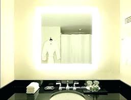 wall mounted hardwired lighted makeup mirror wall mounted led makeup mirror lighted wall vanity mirror led