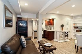 decorating basements top chic finished basement bar ideas images