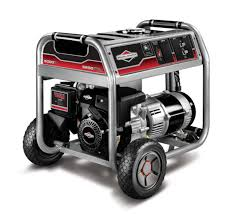 briggs u0026 stratton 030467 5000 watt portable generator with 6