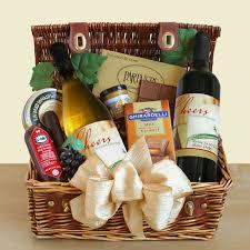 ghirardelli gift basket picnic in sonoma gift basket