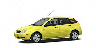 ford focus zx5 specs 2005 ford focus zx5 ses 4dr hatchback specs and prices