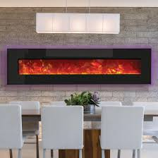 Wall Electric Fireplace Built In Electric Fireplace Dact Us