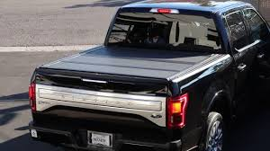 Ford Raptor Bed Cover - bakflip mx4 hard folding cover on ford f 150 youtube