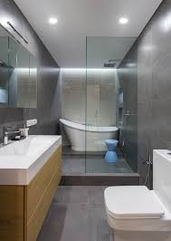 smart tips renovating spacious bathroom interior designs with