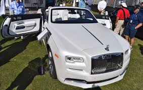 rolls royce white convertible 2017 rolls royce dawn bespoke inspired by fashion