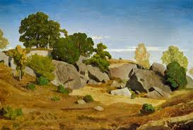 Impressionist Landscape Painting by Early California Impressionism Pre Impressionist Landscape