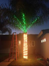 light setup begins carlsbad lights