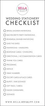 bridal gift registry list free wedding stationery checklist free wedding
