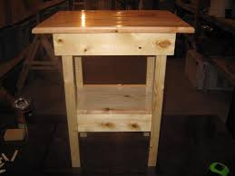 rustic pine end table best rustic end tables sets and ideas wallowaoregon com