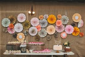 Table Buffet Decorations by Decorate With Pinwheels Wedding Mitzvah Sweet 16 Party