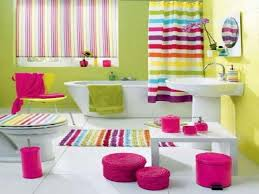Kids Bathroom Idea Cute Idea For A Kids Bathroom With All The Colors Kidsbathroom In